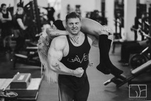 Ž. Savicko kilnota Norvegijos čempionė: jam 60 kg – kaip man penki