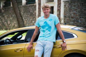 M. Kuzminskas – apie vasarą kaime, pravardes ir automobilius