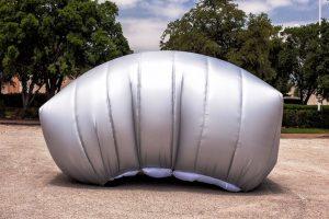 """Išsigelbėjimas neturintiems garažo: apsauginis automobilio """"burbulas"""""""