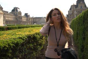 Kaunietė – kylanti populiaraus prancūziško serialo žvaigždė