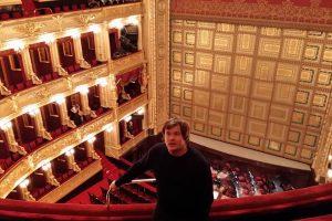 "Į šou ""Aš – superhitas"" veržiasi operos legendos V. Noreikos mokinys"