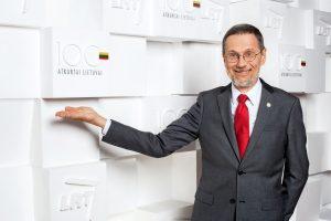 Televizijoje debiutuojantis L. Mažylis: lietuvių sutelktumo ir dabar pakanka