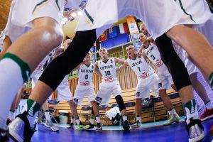 Lietuvos U16 krepšinio rinktinė Europos čempionate žengia pergalingai