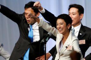 R. Murata Japonijos moterims žada revoliuciją