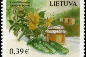Seniausias lietuviškas desertas bus įamžintas pašto ženkle