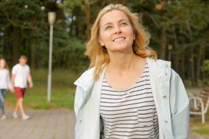 Aktorė J. Zinkevičiūtė: yra vieta, kuri padeda užpildyti tuštumą manyje