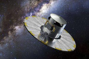Žvaigždėlapyje pažymėta daugiau kaip milijardas Paukščių Tako žvaigždžių