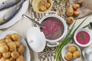 Pasninkas – laikas sveikesnei mitybai (receptai)