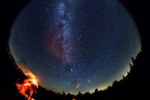 Ką šiais metais dar stebėsime naktiniame danguje?