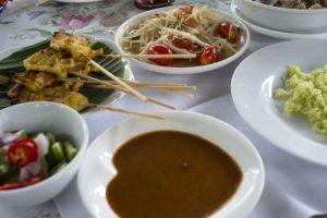 Paprasta Pietų Azijos virtuvė – indiškas karis su krevetėmis