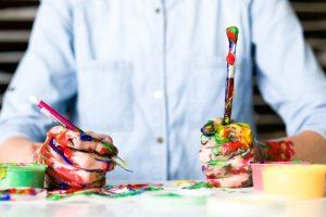 Psichologė: meno terapija – būdas geriau pažinti save