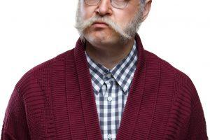 TV komentatorių vaidinantis A. Mickevičius: žiūrovai per mane atpažįsta save