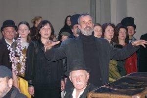 Kultūros naktis su Vilniaus mažuoju teatru: filmai, muzika ir poezija