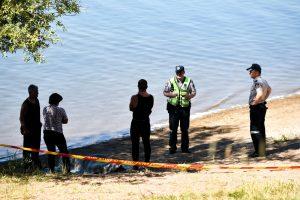 Tragedija Lampėdžio ežere: maudėsi keturiese, į krantą išlipo tik trys