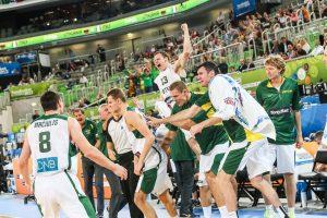 Lietuvos rinktinė po 6 metų pertraukos pateko į Europos čempionato pusfinalį!