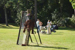 Rugsėjis į Palangos Birutės parką pasibels istoriją menančiais laiškais