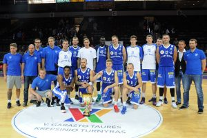 Savaitgalį – įspūdingas V. Garasto krepšinio turnyras