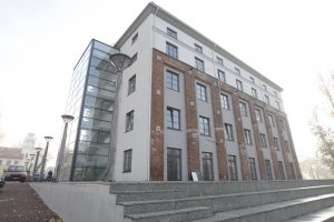 Kultūros fabriko pastato miestas neatiduos
