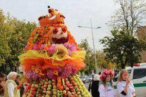Gyventojų laukia Obuolių šventė