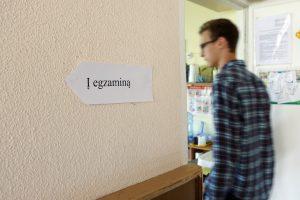 Ekspertai: egzaminai neatspindi realių mokinių pasiektų rezultatų