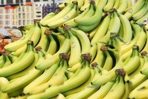 Bananuose slėpėsi nuodingas voras?
