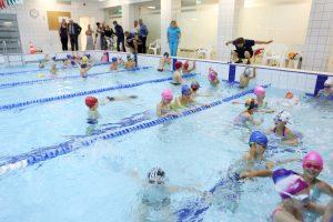 Dėl antrokų plaukimo pamokų konkurso – galvosūkiai
