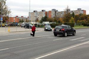Specialistai vertino uostamiesčio gatves