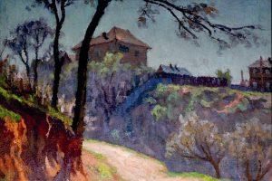 XX a. klasikai: J.Buračo tapyba ir akvarelės Baroti galerijoje
