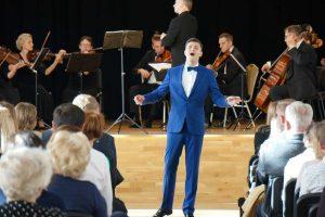 Žinomo operos solisto kelio pradžia – Klaipėdoje