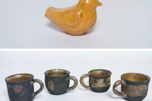 Etnokultūros centre – molio monai