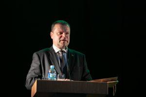 Premjeras žada stiprinti politinę komandą Aplinkos ministerijoje