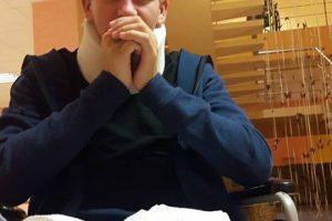Sunkią traumą patyręs vyras prašo pagalbos