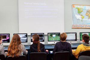 Lenkijos švietimo ministrė domėsis tautinių mažumų švietimu