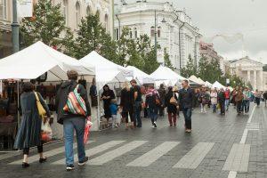 """""""Sostinės dienų"""" festivalio metu – eismo pakeitimai ir papildomi autobusų maršrutai"""