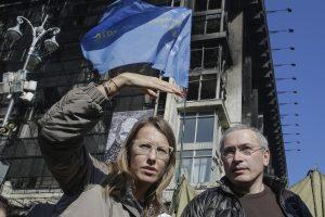 Analitikai: K. Sobčak – už Kremliaus sienų sumąstyta kampanija?