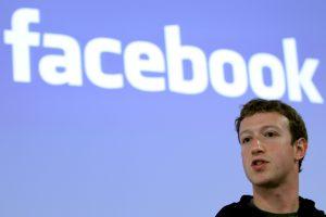 """""""Facebook"""" 14-ojo gimtadienio proga M. Zuckerbergas pripažino savo klaidas"""