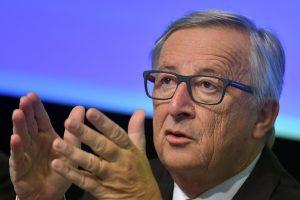 J. C. Junckeris: ES labiau nei bet kada reikia stiprios Vokietijos vyriausybės