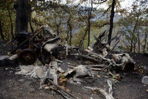 Portugalijoje tragiški miškų gaisrai išvertė ministrę iš posto