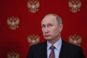 V. Putinas kviečia futbolo pasaulį į burtus Kremliuje