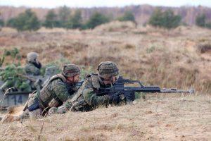 Dauguma Lenkijos gyventojų pritaria NATO kariškių dislokavimui šalyje