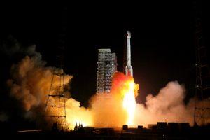Kinija savo pasaulinį navigacijos tinklą papildė dviem palydovais