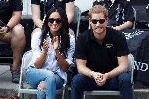 D. Britanijos princas Harry ves savo širdies draugę