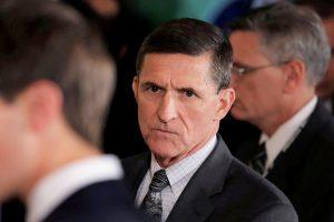 Buvęs Trumpo padėjėjas M. Flynnas apkaltintas melavęs FTB apie savo ryšius su Rusija