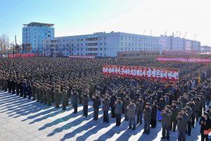 Šiaurės Korėja: karas neišvengiamas