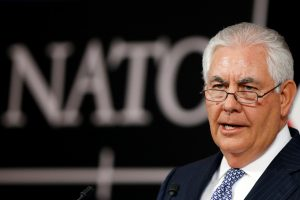 JAV tvirtai palaiko Gruzijos siekį tapti NATO nare