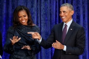 M. Obama prisipažino patyrusi persileidimą ir pasinaudojusi dirbtiniu apvaisinimu
