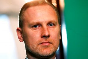 Kandidatas į Latvijos premjerus A. Gobzemas žada nepartinių profesionalų vyriausybę