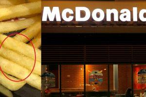 """Kaunietė apie aptarnavimą """"McDonald's"""": ignoravo, keikėsi ir paliko plauką maiste"""