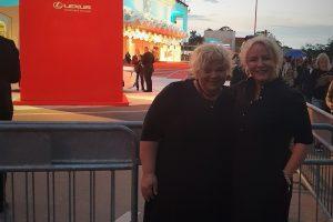 Venecijos kino festivalio žvaigždėms šukuosenas kūrė ir lietuvių stilistės