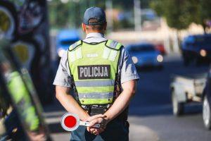 Vilniuje – didžiulė avarija: girtas vairuotojas daužė automobilius